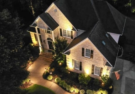 Home Lighting for Security