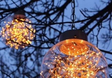 Outdoor-Glass-Globe-Lighting