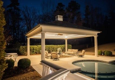Pavilion-Lighting