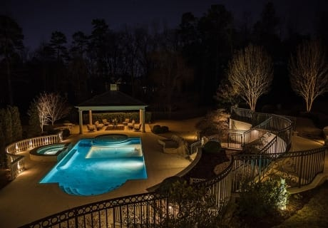 Pool-Terrace-Lighting