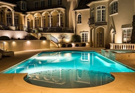 Pool-lighting-Reflections