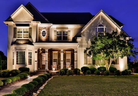 Professional-Home-Outdoor-Lighting