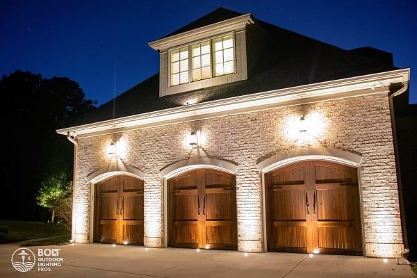 Bolt Outdoor Lighting Company, Garage Outdoor Lighting